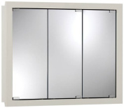 Broan-NuTone 740589 24 by 60cm by 12cm Granville Oversize Medicine Cabinet, Classic White