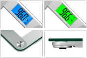 """BalanceFrom High Accuracy MemoryTrack Plus Digital Bathroom Scale with """"Smart Step-On"""" and MemoryTrack Technology, Extra Large Dual Colour Backlight Display [NEWEST VERSION]"""