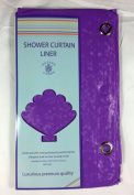 Shower Curtain Liner - Bright Colours