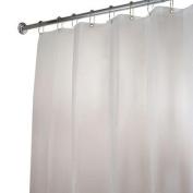 Mildew Free Waterproof Vinyl Shower Curtain Liner