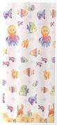 Tie Dye Sea Fabric Bathroom Shower Curtain