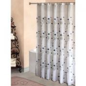 Loretta Polyester Shower Curtain Colour