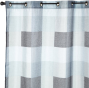 Regal Home Collections Starlight Printed Shower Curtain