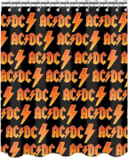 AC/DC - Shower Curtain