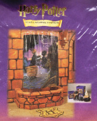 "Harry Potter Vinyl Shower Curtain ""Journey to Hogwarts"""