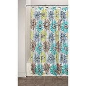 Saturday Knight, Ltd In Bloom Floral Peva Vinyl Shower Curtain