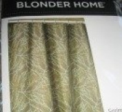 Blonder Home Shower Curtain-Spring Branches