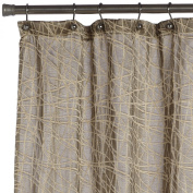 Editex Home Textiles Cosmo Shower Curtain, 180cm by 180cm