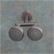 Firstmate Oil Rub Bronze Dual Shower Heads