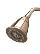 Oxygenics 82223 Trispa 3 Function Shower Head, Brushed Nickel, Premium Kit