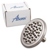 Alsons 699 3110 Specialty Shower Head, Satin Nickel