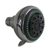 KISSLER 76-1041 Rainflurry Showerhead with an Exhilarating Sensation