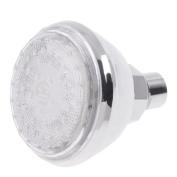 Kingzer Romantic Automatic 7 Colour LED Shower Head Facut Shower Nozzle Home Bathroom