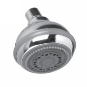 Opella 201.142.110 Classic Showerhead, Chrome