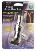 Whedon Products AF208C Swivel Shower Arm Bracket For Handheld Showers