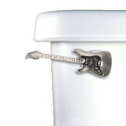 Guitar Toilet Flush Handle - Front Mount