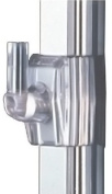 Alsons BAS4BX Bar Slide with Tension, Clear