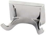 Park Supply of America 01-9402 Chrome Double Robe Hook