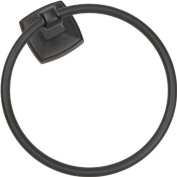Classic Hardware Bathroom Towel Ring, Oil Rubbed Bronze