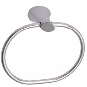 Luxier TR01-TC Bathroom Towel Ring Chrome