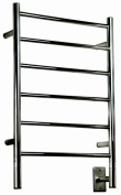 Jeeves JSB-20 50cm x 80cm Straight Towel Warmer, Brushed