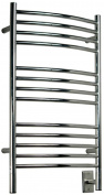 Jeeves CCP-20 50cm x 90cm Curved Towel Warmer, Polished