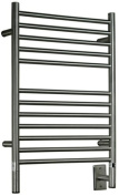 Jeeves ESB-20 50cm x 80cm Straight Towel Warmer, Brushed
