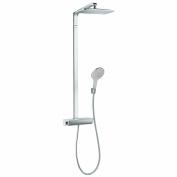 Hansgrohe 27112001 Raindance Select Showerpipe, Chrome