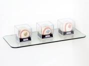 Glass Corner Shelf 15cm D X 46cm W 0.6cm Thick Rectangle