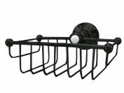 Westbrass 1857-12 Wire Basket, Wall Mount