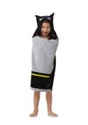 Batman Hooded Towel Wrap / Poncho 60cm X 130cm