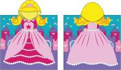 Princess Hooded Poncho Towel