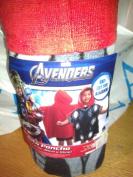 The Avengers THOR Bath Pool Poncho Towel for kids 100% cotton 60cm x 50cm
