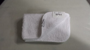 Abyss Super Pile Fingertip Guest Towel - (100) White