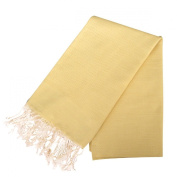 Scents and Feel 100-Percent Cotton Solid Fouta Bath Towel