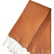 Scents and Feel 100-Percent Cotton Solid Colour Fouta Bath Towel