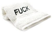 Fuck Embroid Towel