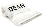 Bear Embroid Towel