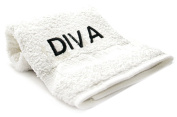 Diva Embroid Towel