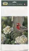 Fiddler's Elbow House Finch Towel