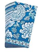 Vera Bradley Guest Towels in Blue Lagoon