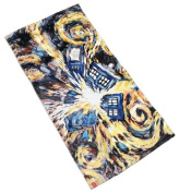 Doctor Who Exploding Tardis 80cm X 150cm Beach Towel