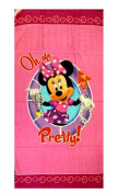 Disney Minnie Mouse Towel - Oh So Pretty