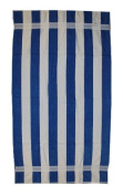 KAUFMAN - 80cm x 160cm Velour Cabana Stripe Towels