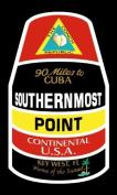 KAUFMAN - Southern Most Point Beach or Bath Towel, Fibre Reactive. 80cm x 60i...