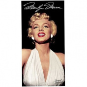 Marilyn Monroe Legend Beach Towel