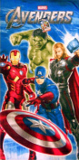 Avengers Movie Beach Towel