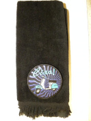 Ciao bath hand towel scooter moped black