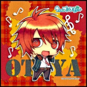 Ten tree Otoya Microfiber Mini Towel thymidylate pre-series Uta no Prince-sama