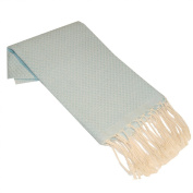 Scents and Feel 100-Percent Cotton Fouta Guest Towel